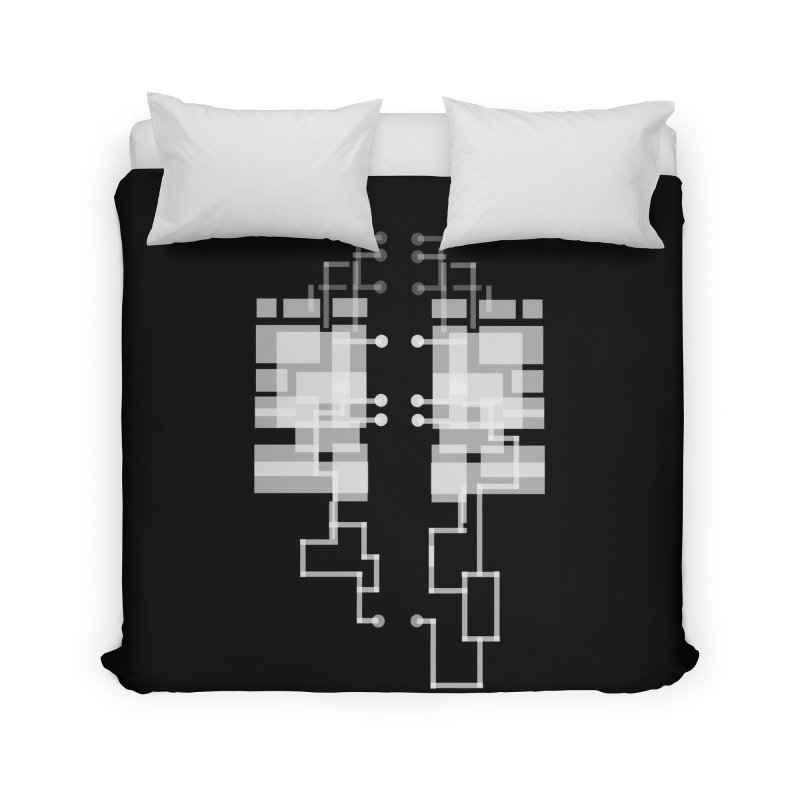 LUNGS OF A GAMER Home Duvet by pick&roll