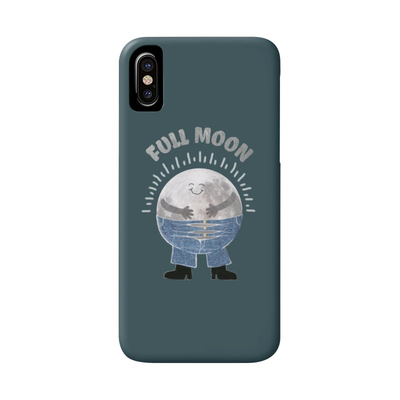 FULL MOON Accessories Phone Case by pick&roll