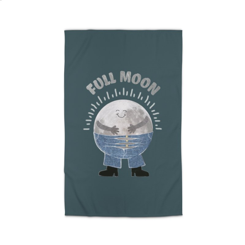 FULL MOON Home Rug by pick&roll
