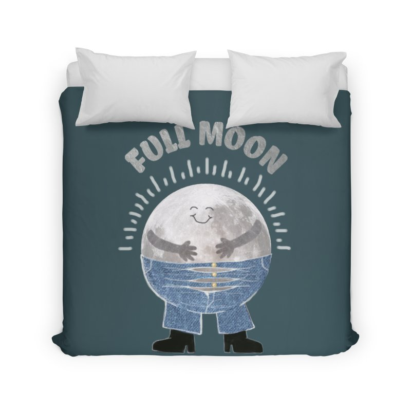 FULL MOON Home Duvet by pick&roll