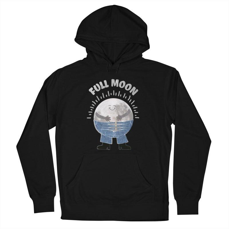FULL MOON Men's Pullover Hoody by pick&roll