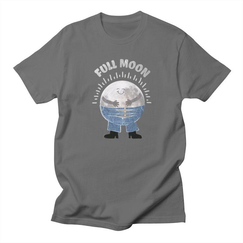 FULL MOON Women's Unisex T-Shirt by pick&roll