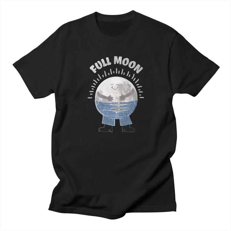 FULL MOON Men's T-Shirt by pick&roll