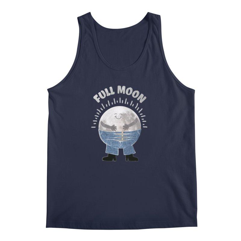 FULL MOON Men's Tank by pick&roll