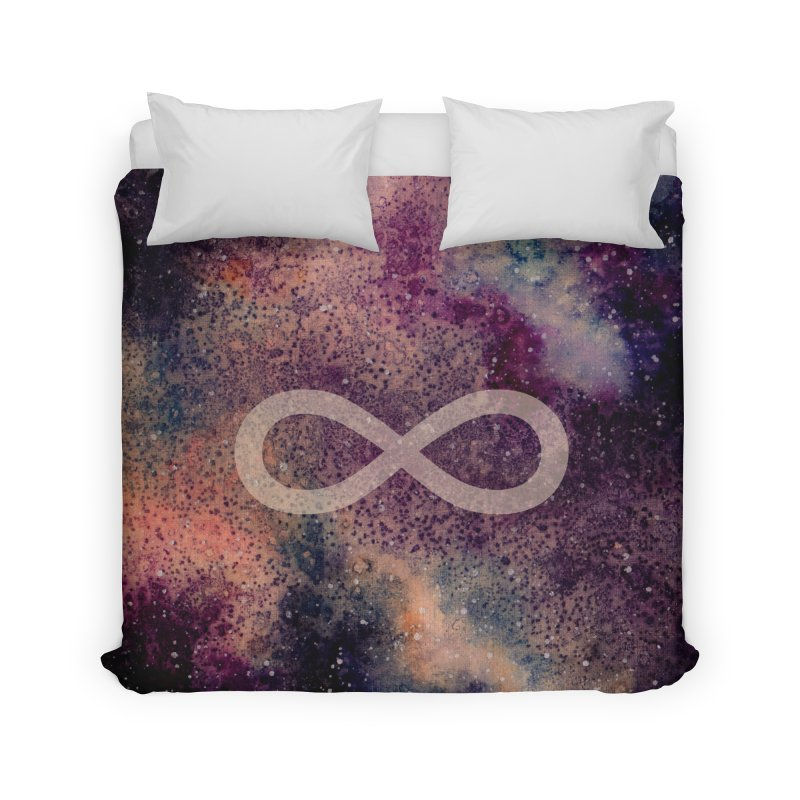 SPACE NOSTALGIA Home Duvet by pick&roll