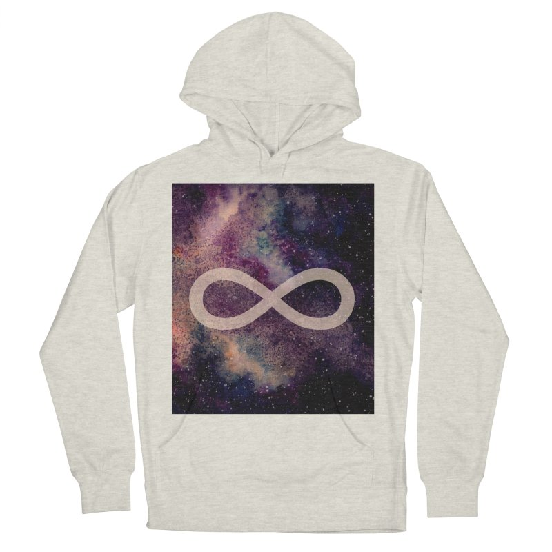 SPACE NOSTALGIA Men's Pullover Hoody by pick&roll