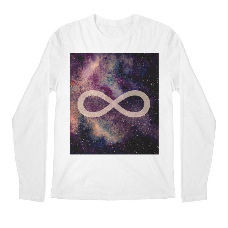 SPACE NOSTALGIA Men's Longsleeve T-Shirt by pick&roll