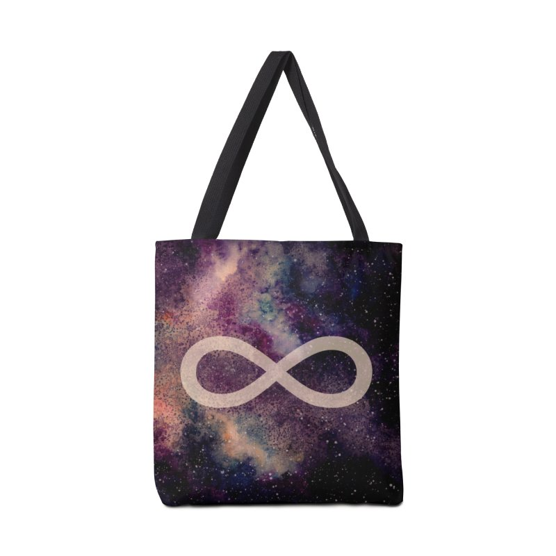 SPACE NOSTALGIA Accessories Bag by pick&roll