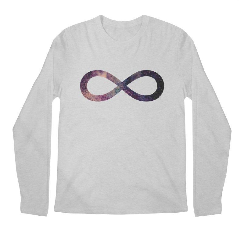 INFINITY SPACE Men's Longsleeve T-Shirt by pick&roll