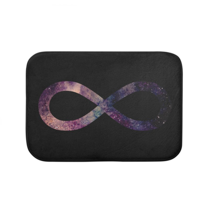 INFINITY SPACE Home Bath Mat by pick&roll