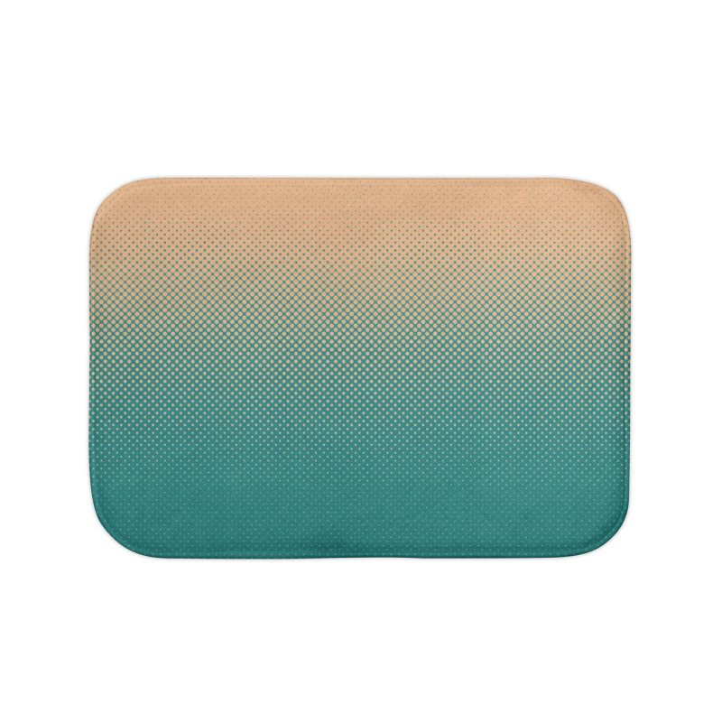 DOTTED ILLUSION Home Bath Mat by pick&roll