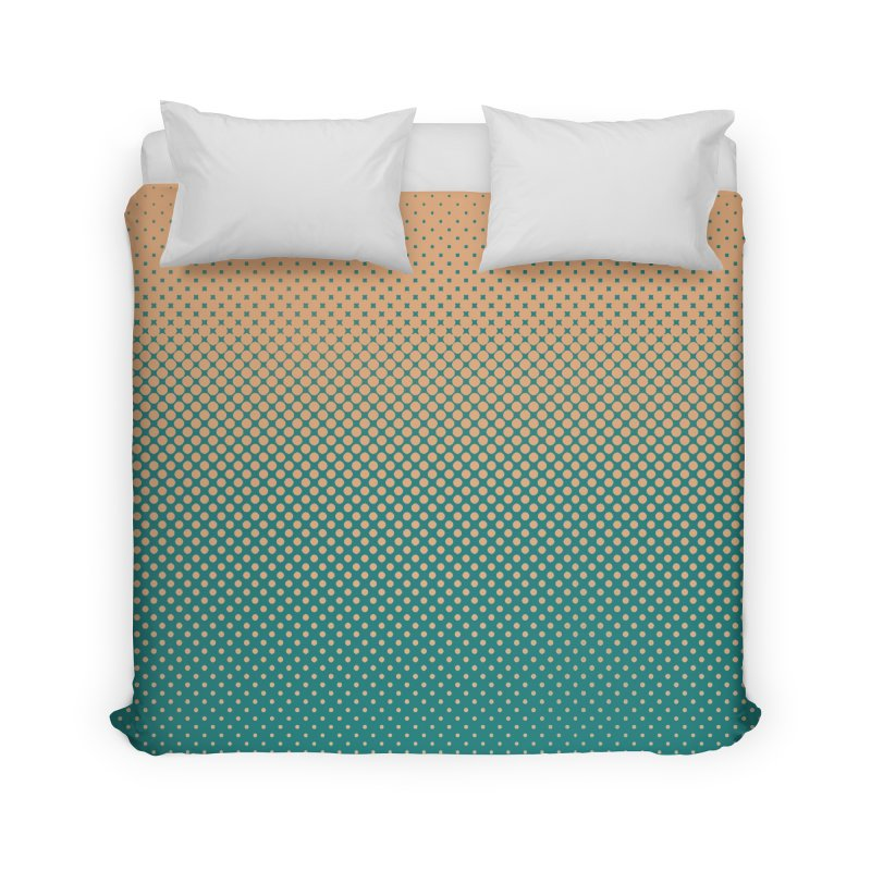 DOTTED ILLUSION Home Duvet by pick&roll