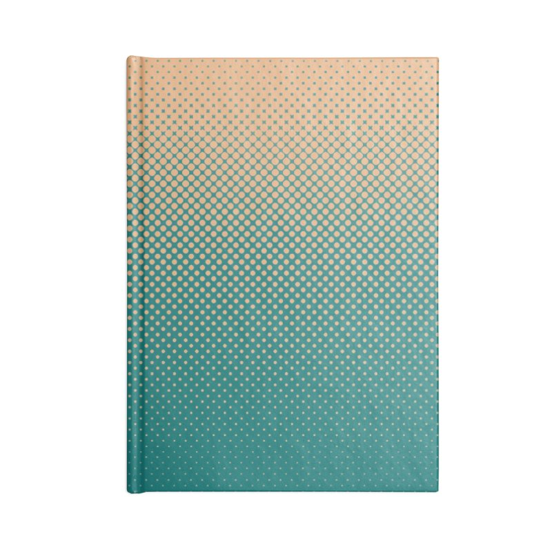 DOTTED ILLUSION Accessories Notebook by pick&roll