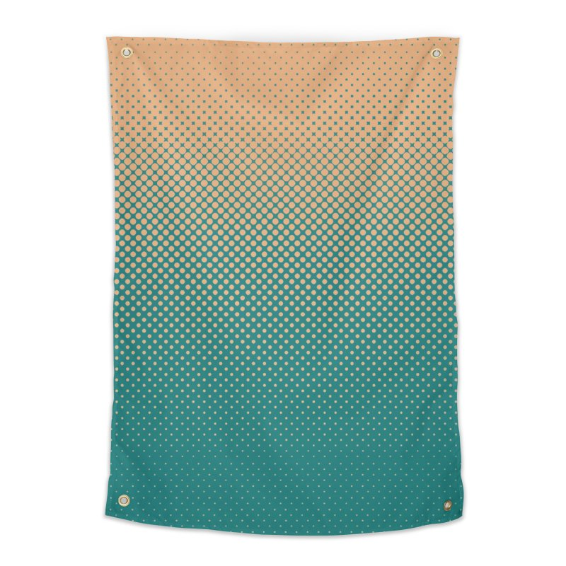 DOTTED ILLUSION Home Tapestry by pick&roll