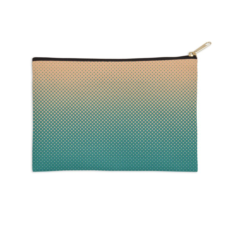 DOTTED ILLUSION Accessories Zip Pouch by pick&roll
