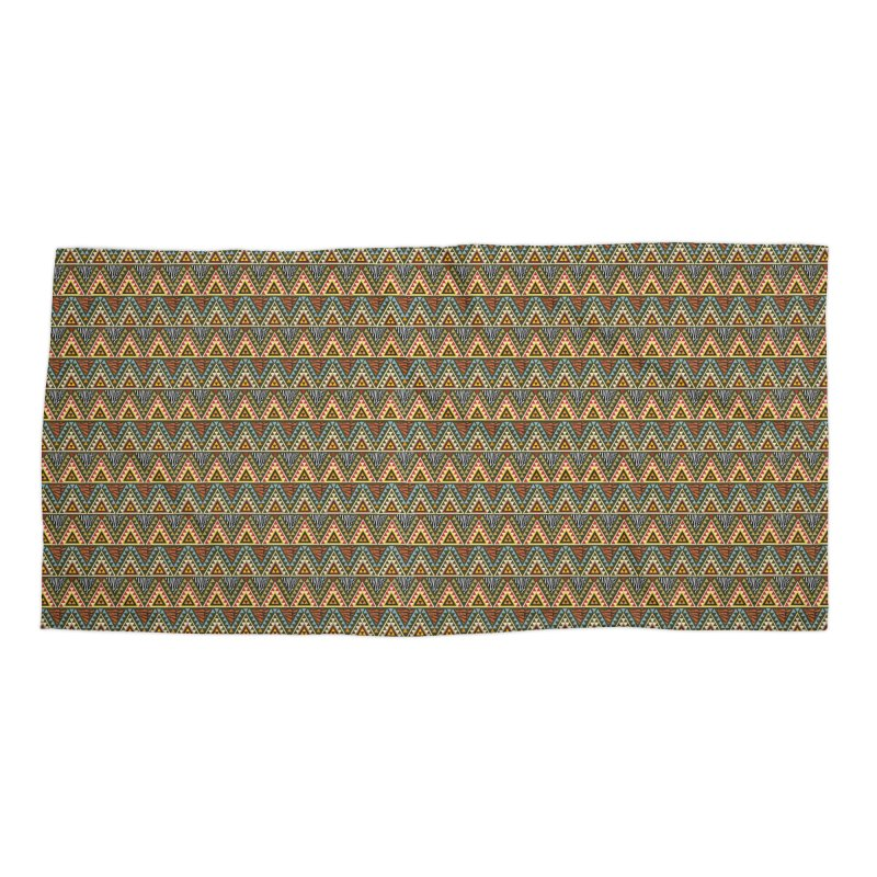 AFRICAN STYLE Accessories Beach Towel by pick&roll