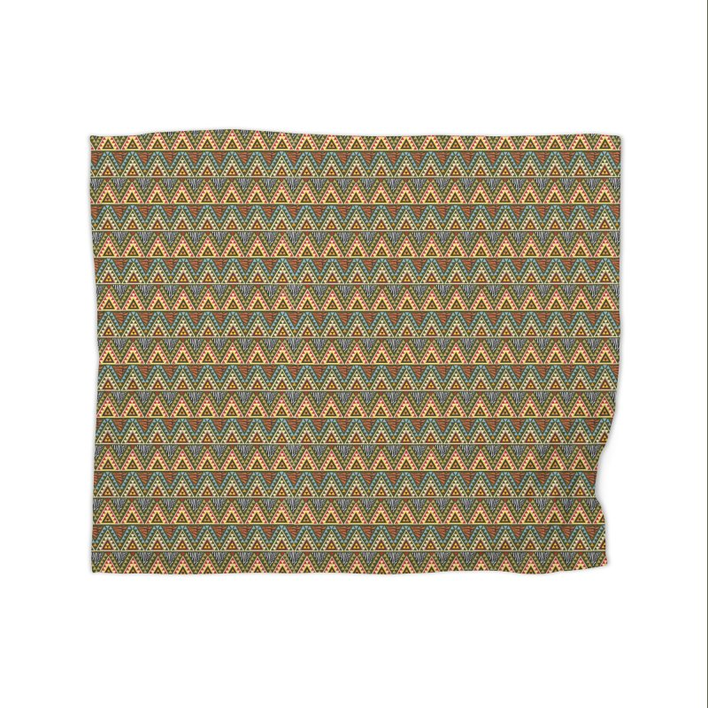 AFRICAN STYLE Home Blanket by pick&roll