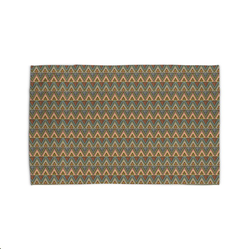 AFRICAN STYLE Home Rug by pick&roll