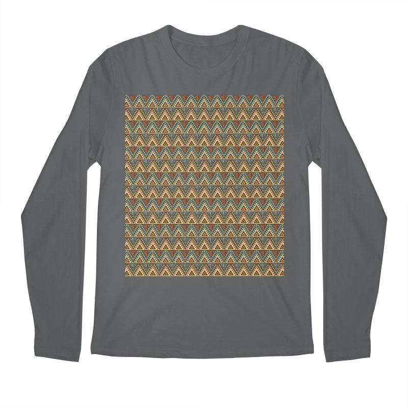 AFRICAN STYLE Men's Longsleeve T-Shirt by pick&roll
