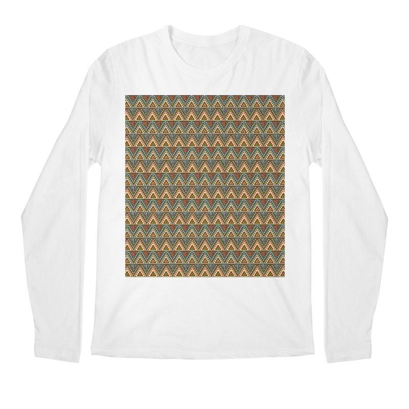 AFRICAN STYLE Men's Longsleeve T-Shirt by pick&roll