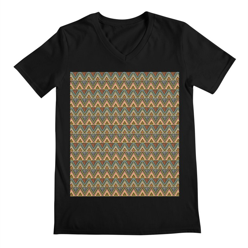 AFRICAN STYLE Men's V-Neck by pick&roll
