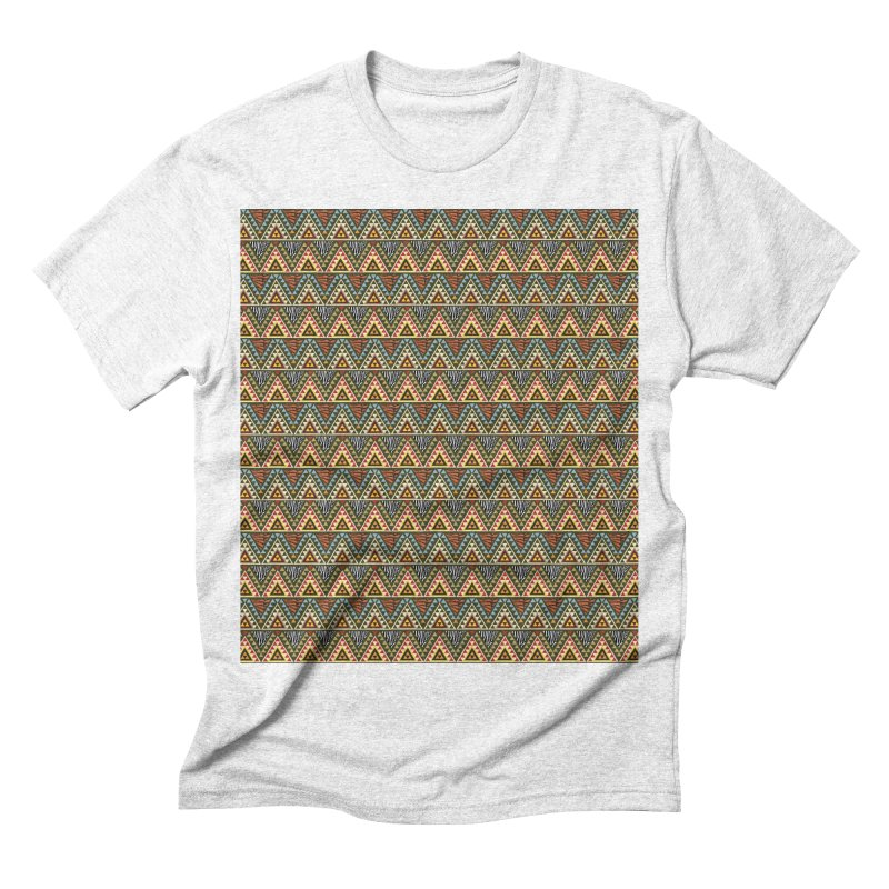 AFRICAN STYLE Men's Triblend T-shirt by pick&roll