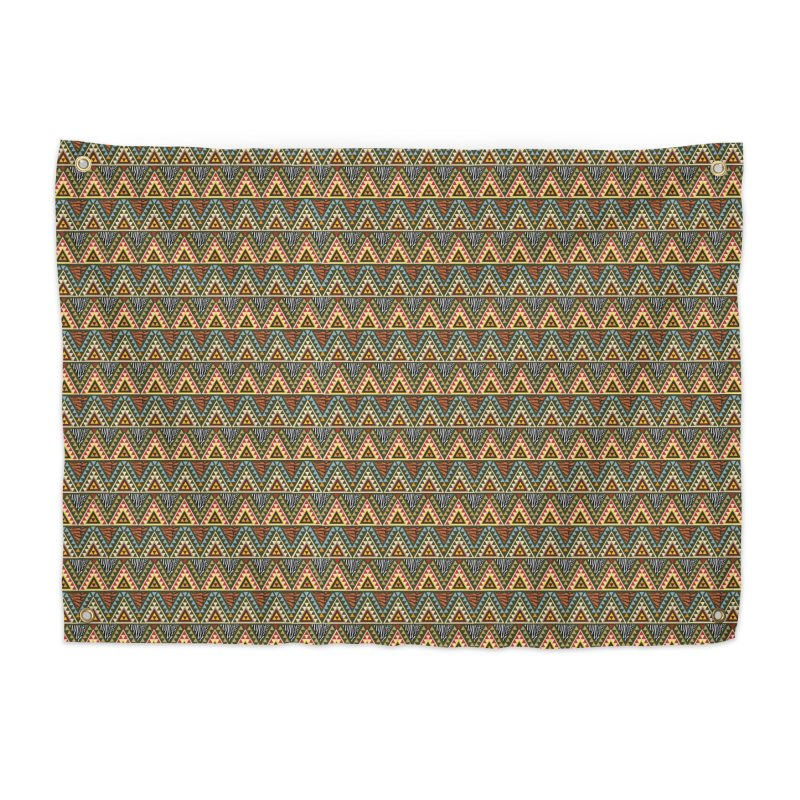 AFRICAN STYLE Home Tapestry by pick&roll