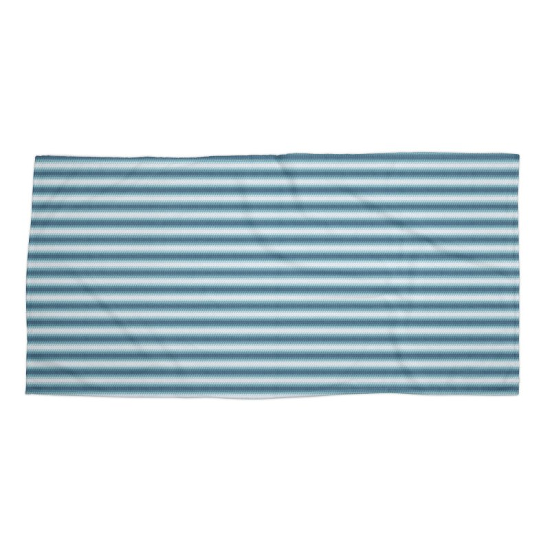WAVING STRIPES Accessories Beach Towel by pick&roll
