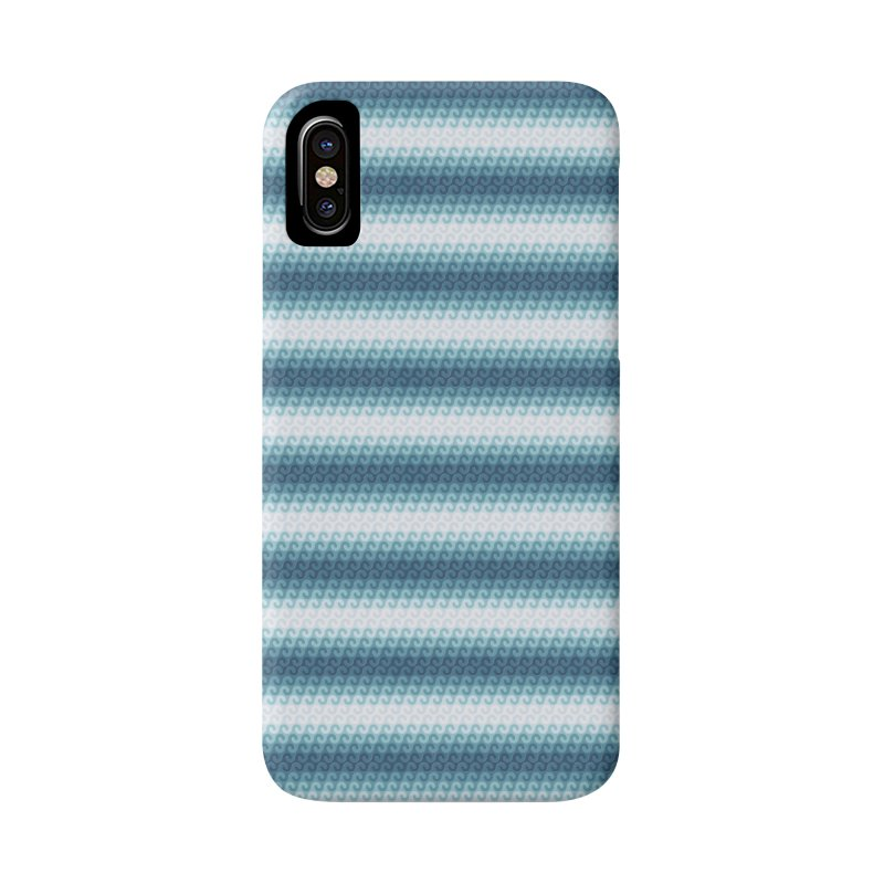 WAVING STRIPES Accessories Phone Case by pick&roll
