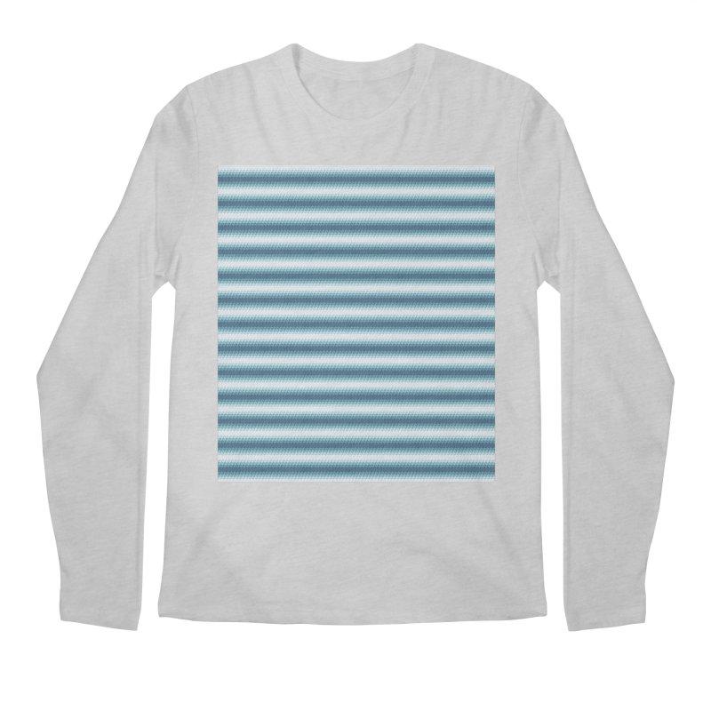WAVING STRIPES Men's Longsleeve T-Shirt by pick&roll