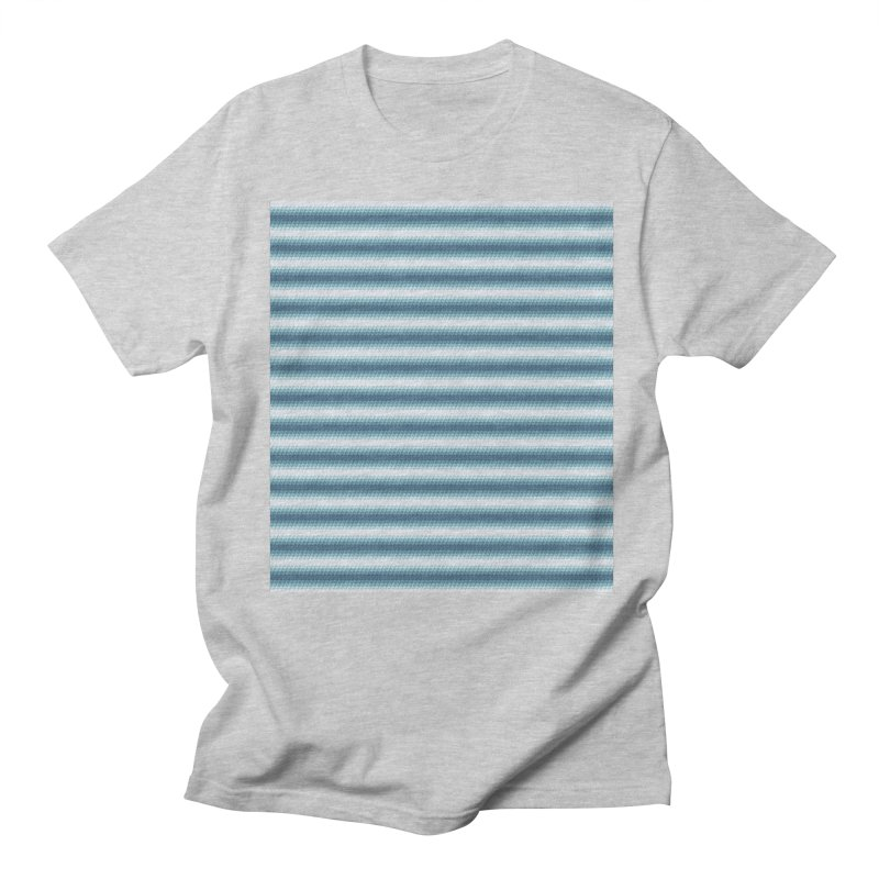 WAVING STRIPES Men's T-shirt by pick&roll