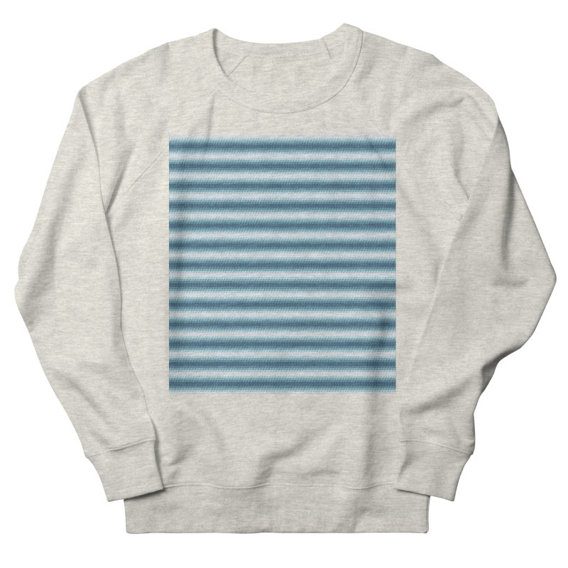 WAVING STRIPES Men's Sweatshirt by pick&roll
