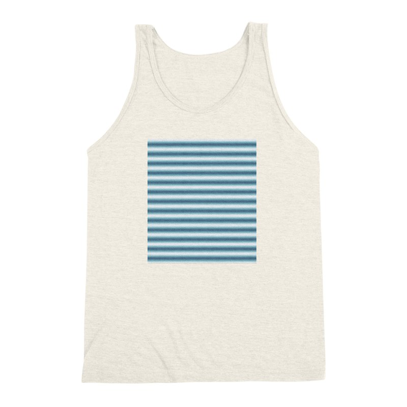 WAVING STRIPES Men's Triblend Tank by pick&roll
