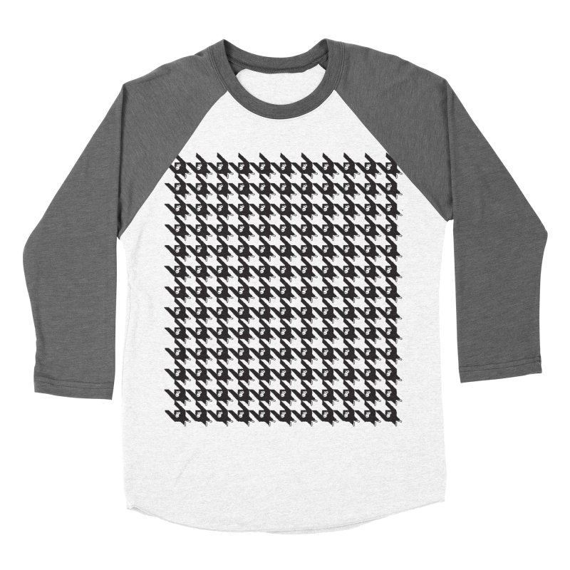 HANGING MONKEYS Women's Baseball Triblend T-Shirt by pick&roll
