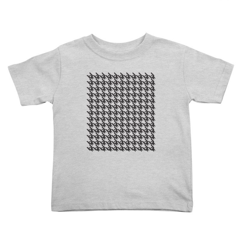 HANGING MONKEYS Kids Toddler T-Shirt by pick&roll