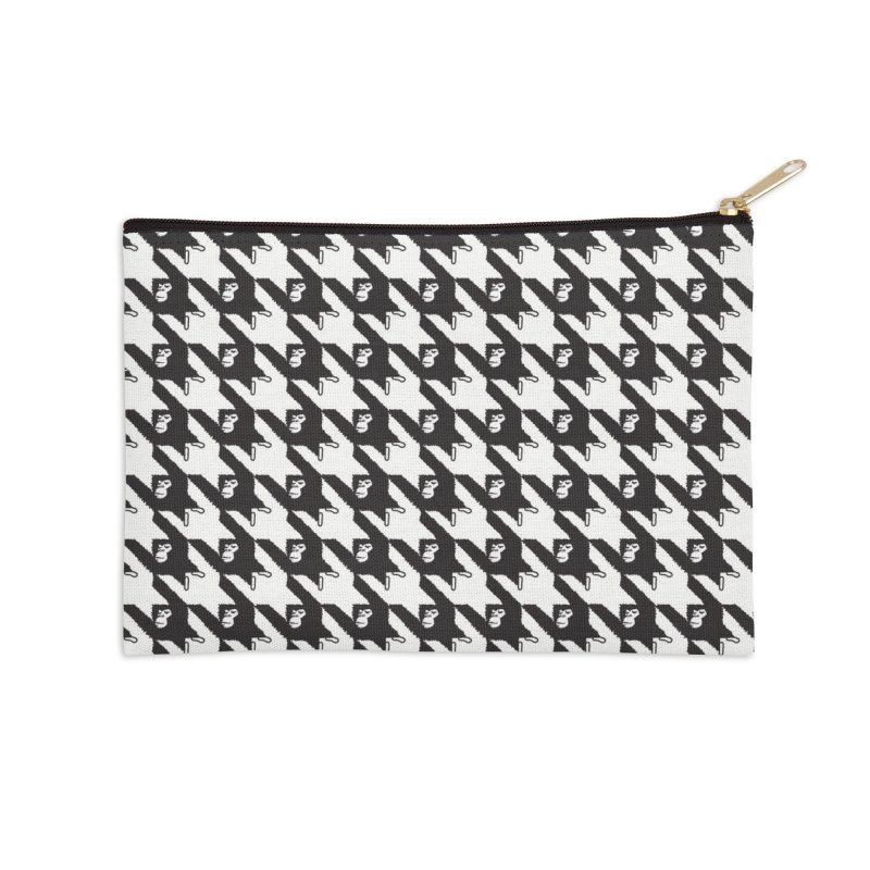HANGING MONKEYS Accessories Zip Pouch by pick&roll