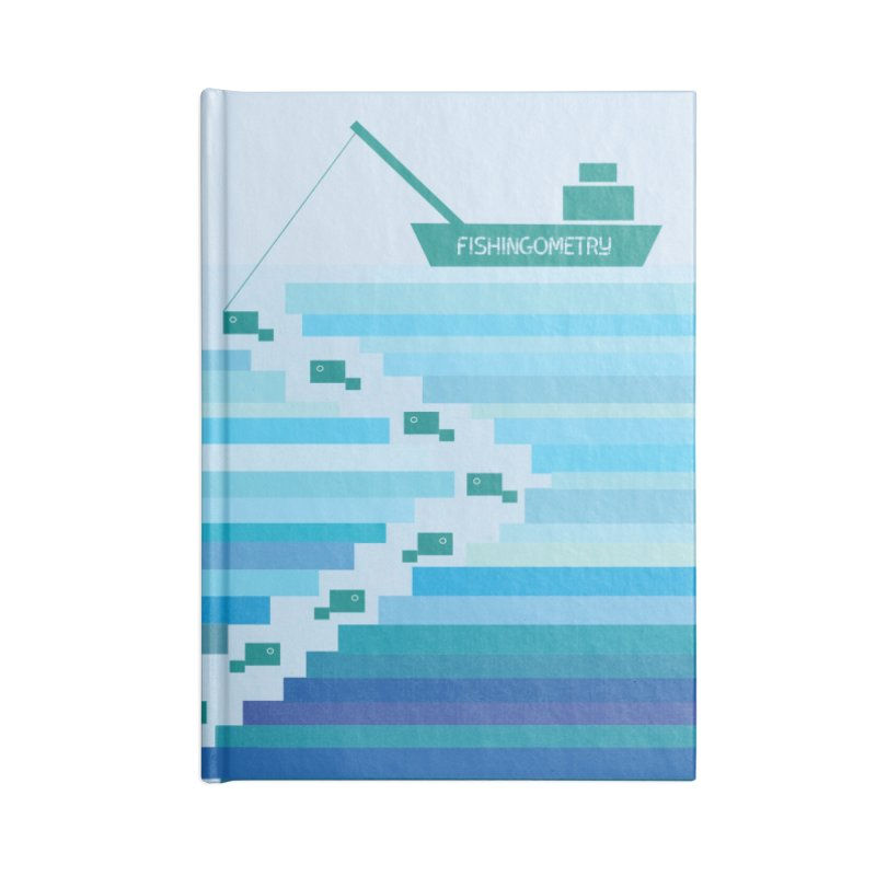 FISHINGOMETRY Accessories Notebook by pick&roll