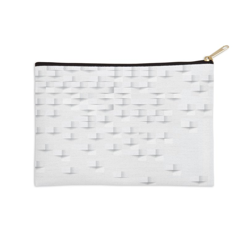 ORIGAMI ILLUSION Accessories Zip Pouch by pick&roll
