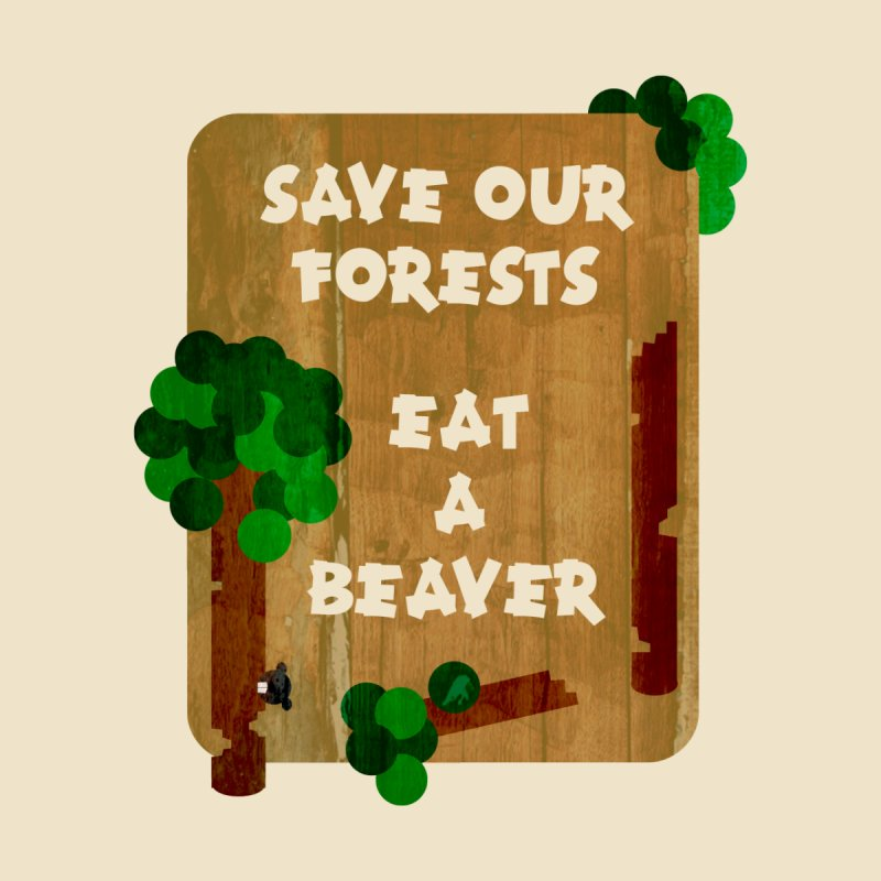 SAVE OUR FORESTS by pick&roll