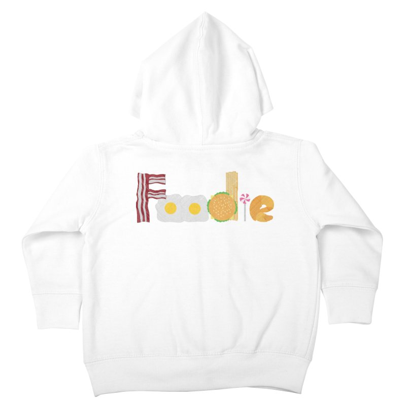 FOODIE Kids Toddler Zip-Up Hoody by pick&roll