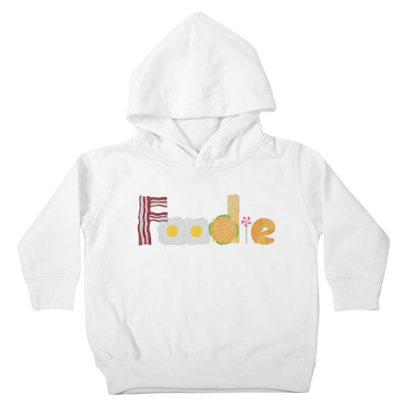FOODIE Kids Toddler Pullover Hoody by pick&roll