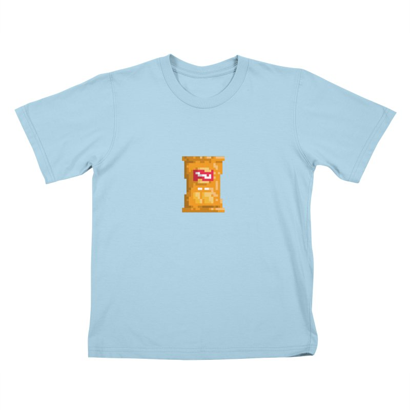 Lay! Kids T-Shirt by PICKY PEDESTRIAN