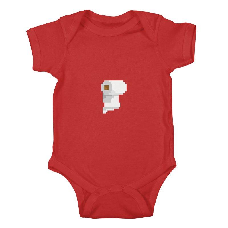 Paper.com Kids Baby Bodysuit by PICKY PEDESTRIAN