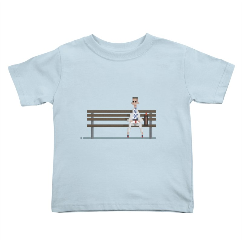 Box of chocolate Kids Toddler T-Shirt by PICKY PEDESTRIAN