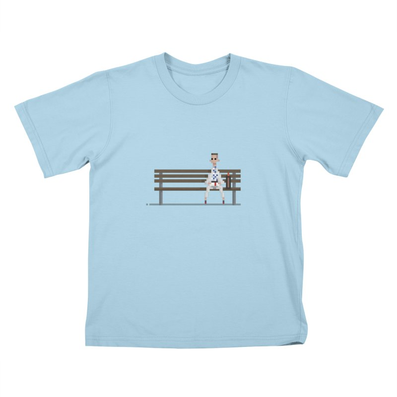 Box of chocolate Kids T-Shirt by PICKY PEDESTRIAN