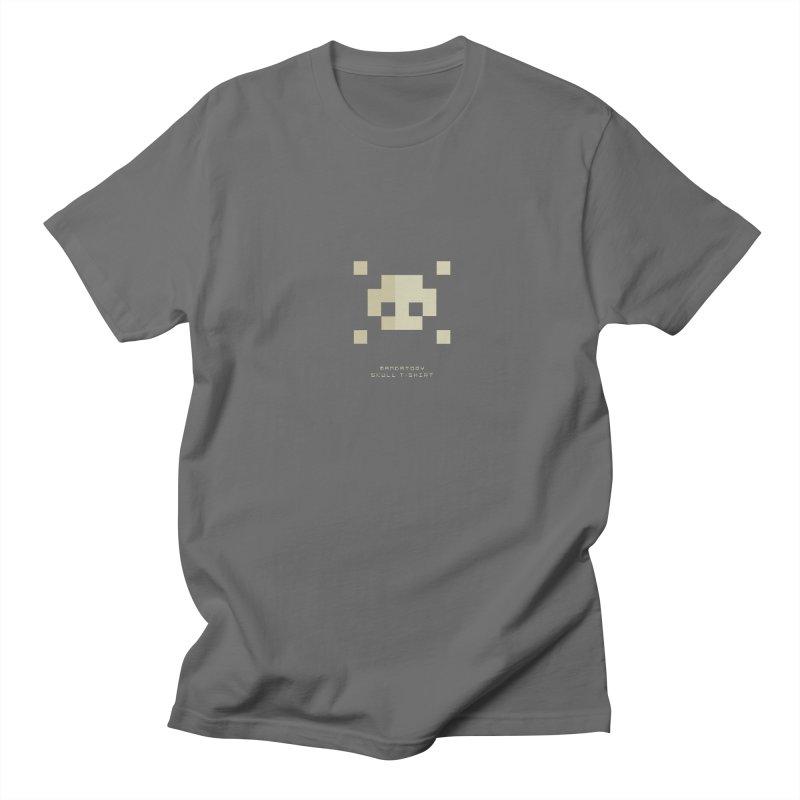Mandatory Skull T-Shirt Design Women's Unisex T-Shirt by PICKY PEDESTRIAN