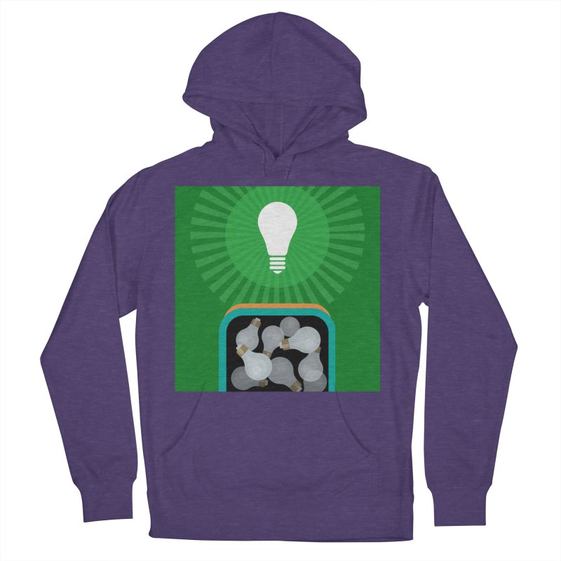 musing. Men's French Terry Pullover Hoody by pictrola graphics