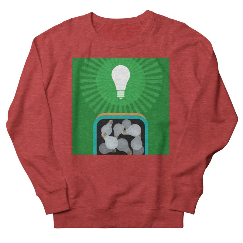 musing. Men's French Terry Sweatshirt by pictrola graphics