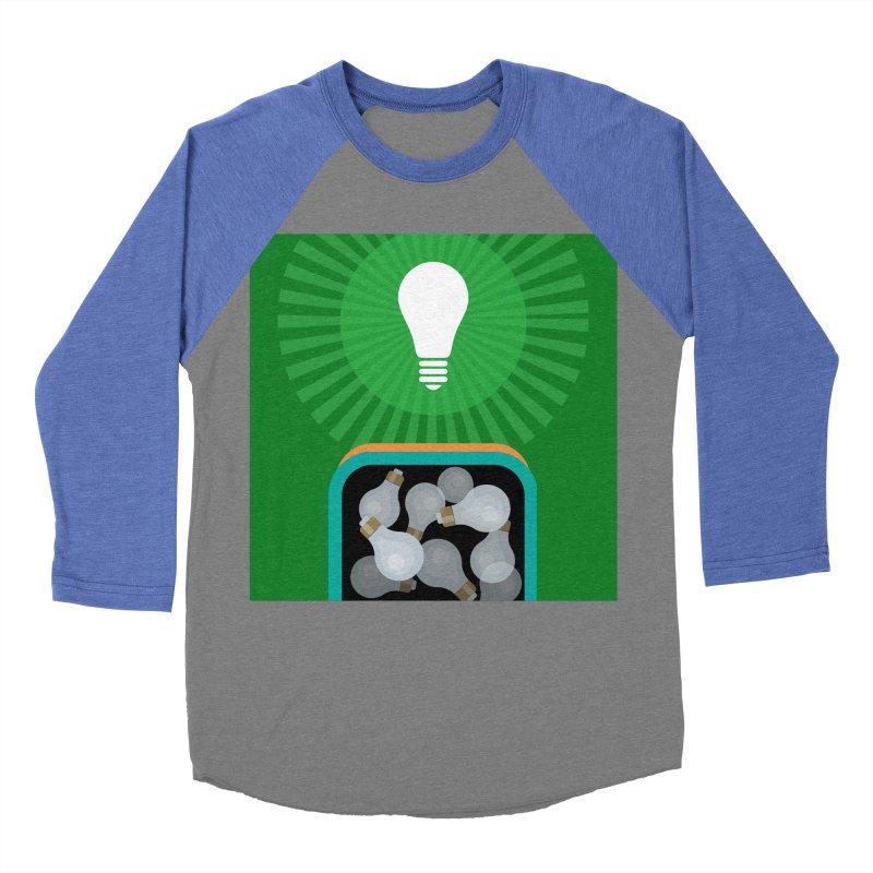 musing. Women's Baseball Triblend Longsleeve T-Shirt by pictrola graphics