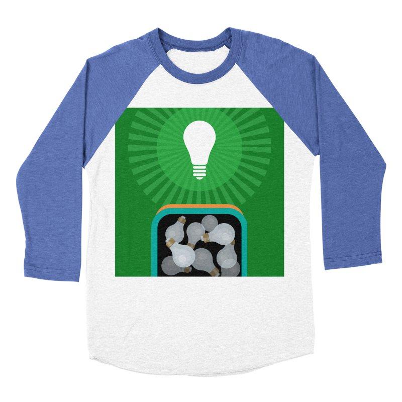 musing. Men's Baseball Triblend Longsleeve T-Shirt by pictrola graphics